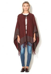 Fashion Days poncho