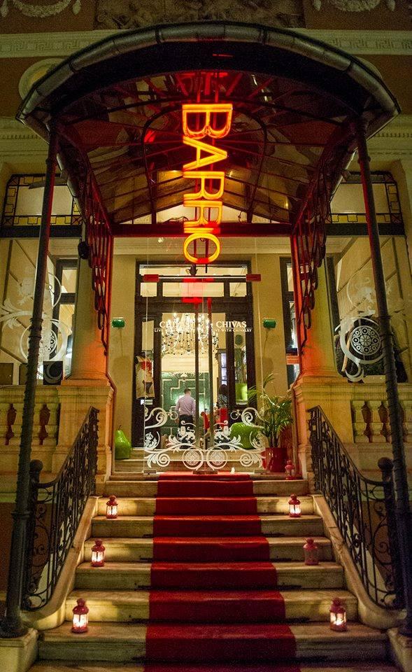 restaurant lounge Barrio Bucureşti