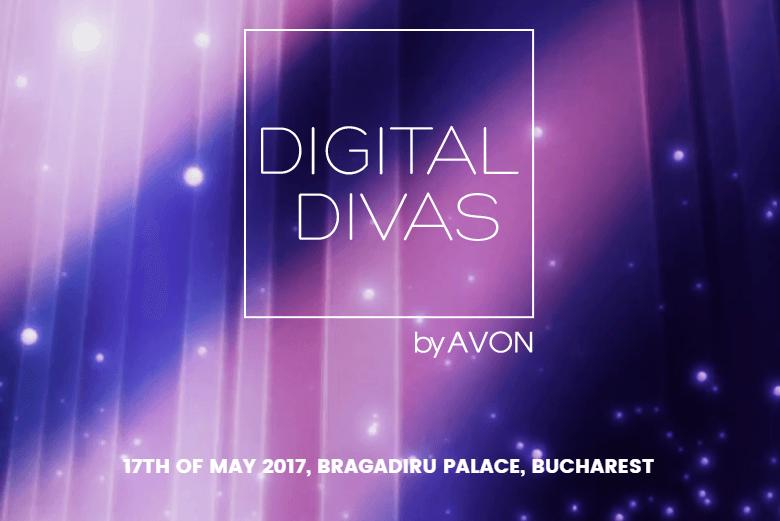 Anul acesta sunt blogger oficial Digital Divas 2017