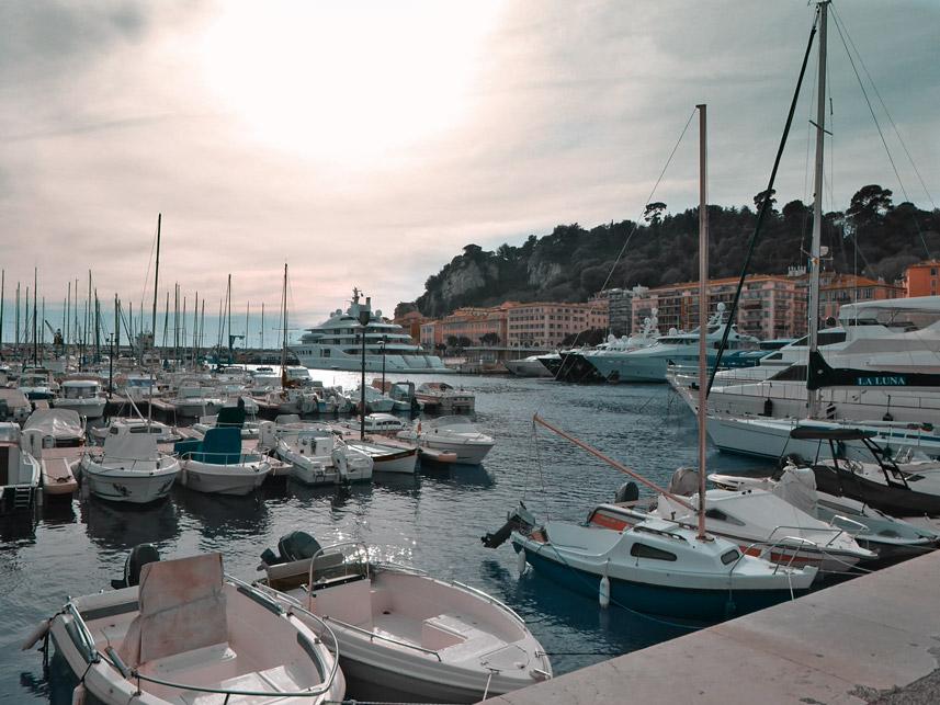 Nisa Franta Nice France