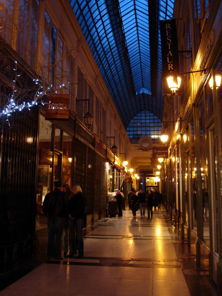 Passage Verdeau Paris