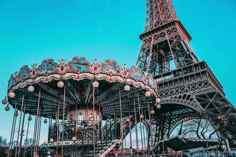 Top 5 cele mai 'instagramabile' locuri din Paris