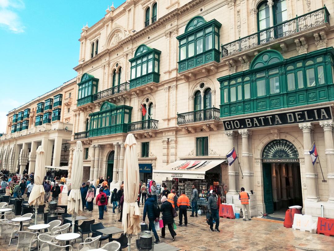 Buget de călătorie Malta. Prețuri în Malta, transport și cazare